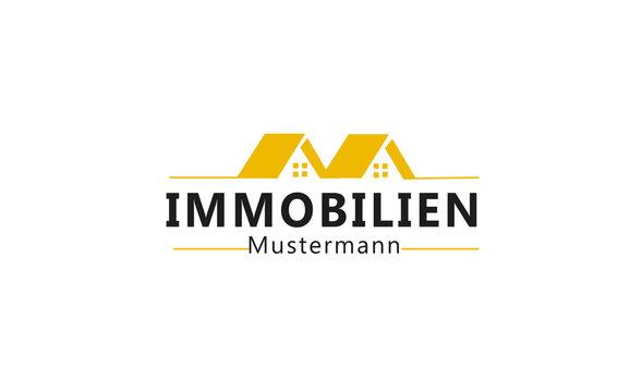 Immobilien Logo , Hausverwaltung Logo , Haus Logo