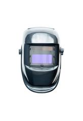 Auto-darkening solar power welding helmet