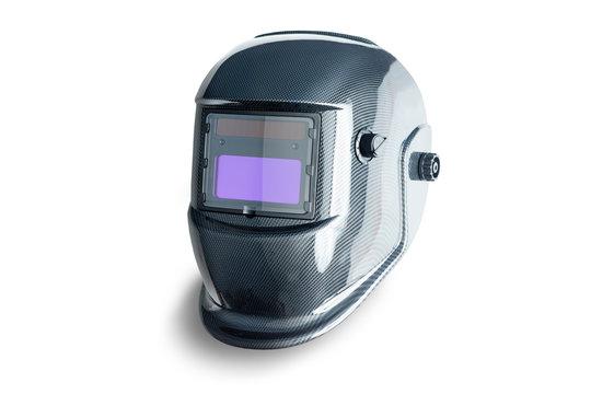 Pro industrial darkening protective welding helmet