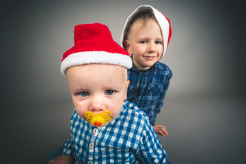 Brüder, Weihnachten