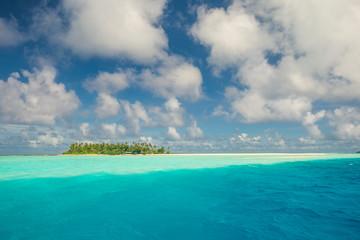 Lagoon of Wallis, Wallis and Futuna, Pacific