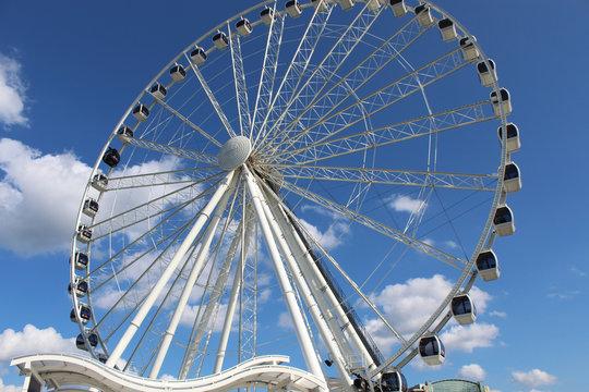 Ferris Wheel at National Harbor DC