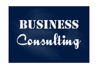 Business consulting Board record Vector illustration for design