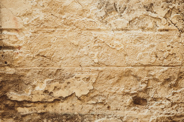 Foto op Canvas Stenen old rustic concrete nature texture wall background