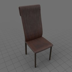 Modern dining chair 17
