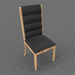 Modern dining chair 12