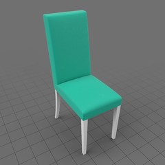 Modern dining chair 13