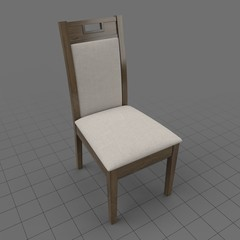Modern dining chair 8