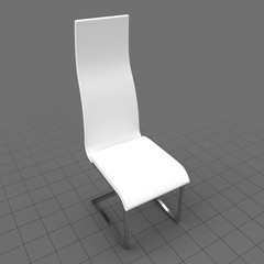 Modern dining chair 10