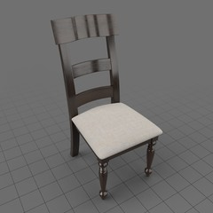 Modern dining chair 6