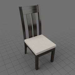Modern dining chair 5