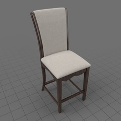 Modern dining chair 4