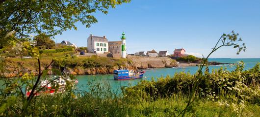 Papiers peints Cote Port côtier de Bretagne > Doëlan > Finistère