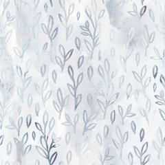 Elegant winter pattern.