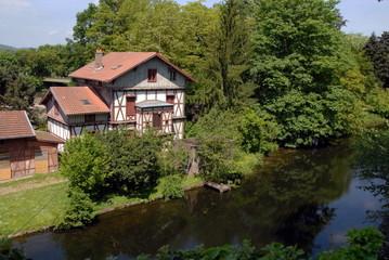 Ville de Metz, département de la Moselle, France