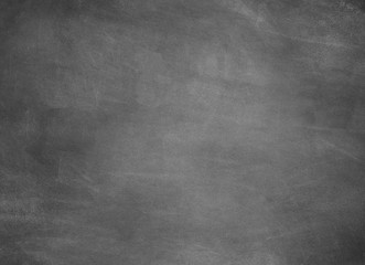 Empty gray chakboard texture