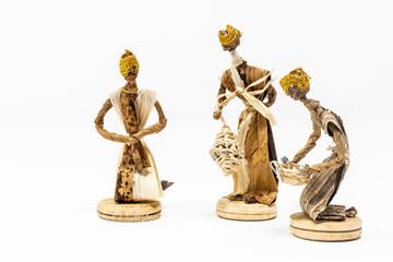 Three King magi