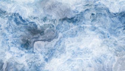 Blue onyx tile texture