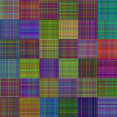 Seamless abstract pattern, graphics. Vector illustration, can be used for fabrics and wrapping paper.