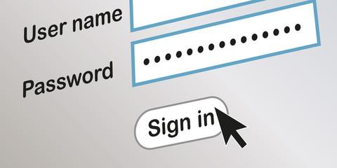 Concept de confidentialité d'un payement en ligne sécurisé avec un gros plan sur un écran d'ordinateur