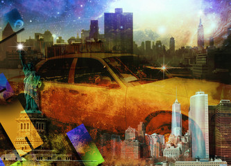 New York Composition