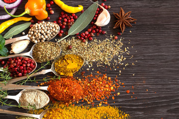 Papiers peints Herbe, epice Herbs and spices