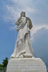ハバナのキリスト像