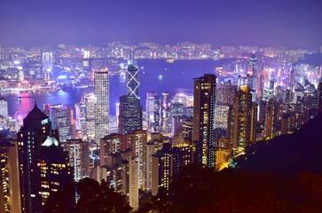香港 夜景