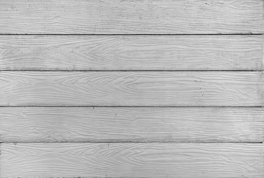 White wood slats, timber battens wall pattern surface texture. Close-up of interior material for design decoration background