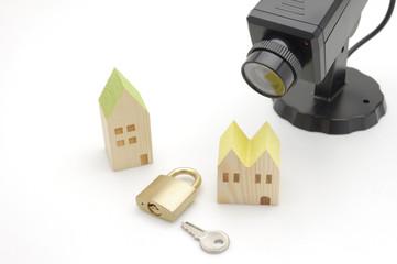 ホームセキュリティーイメージ