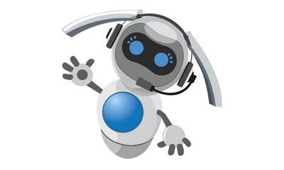 Customer Service Assistant Robot