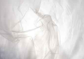 Transparenter Stoff mit diffusem Licht