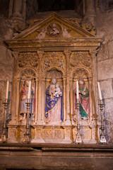 santiago de compostela is the capital of northwest Spain's Galicia region