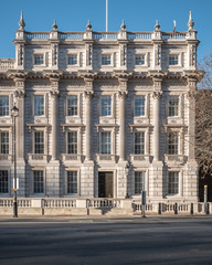 Foreign and Commonwealth office (FCO), Whitehall, London