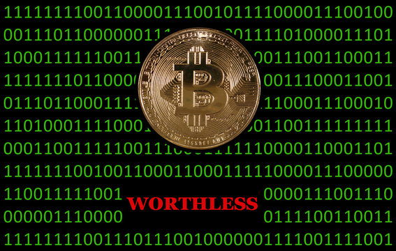 Bitcoin, will it be worthless soon?