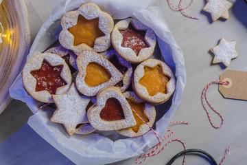 Homebaked Christmas Cookies