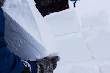 building ice packs