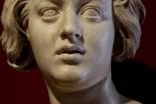 Constanza Bonarelli by Gian Lorenzo Bernini