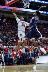 NCAA Basketball: Auburn at N.C. State
