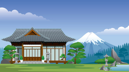japan traditional home