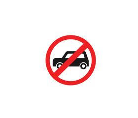 No car parking icon