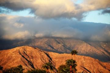 Desert Storm Clouds