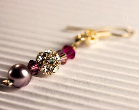 Beautiful Hand Made Craft Rare Jewel