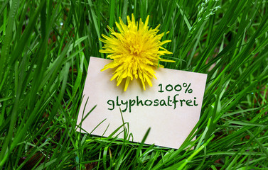 Glyphosatfrei