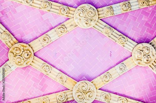 Decor En Ceramique Carrelage Mosaique Stock Photo And Royalty Free