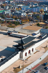 Gyeongbokgung is the palace of the Joseon Dynasty.