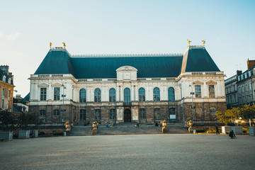 parlement de bretagne (rennes)