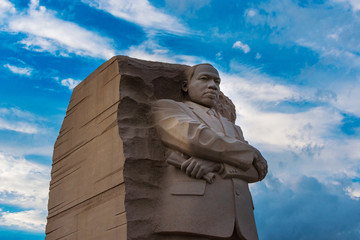 Martin Luther King Memorial in Washington D.C. Fotomurales