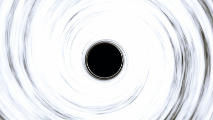 Black hole, space distortion, anomaly, high mass, this image elements furnished by NASA.