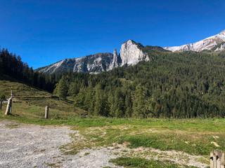 Kunkelspass Switzerland